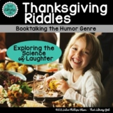 Thanksgiving Riddles | Digital Learning | Library Time