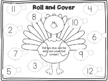 Thanksgiving Roll & Cover