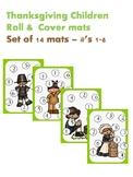 Thanksgiving Roll & Cover Mats