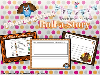Thanksgiving Roll-a-Story