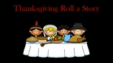 Thanksgiving Roll a Story Activity