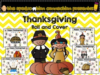 Thanksgiving Roll and Cover