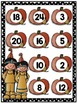 Thanksgiving Roll and Cover for Multiplication Center Activity