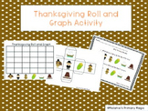 Thanksgiving Roll and Graph Activity