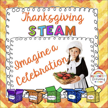 Thanksgiving STEAM Free Sample