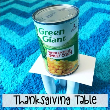 Thanksgiving STEM Activities - November Monthly STEM Challenges