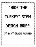 Thanksgiving STEM Activity - Hide the Turkey!
