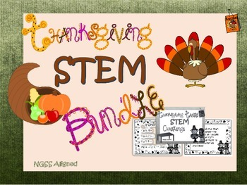 Thanksgiving STEM Bundle