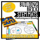 Thanksgiving STEM Center for Building Bricks: STEM Mats