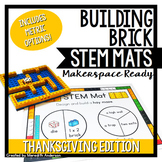 Thanksgiving STEM Center for Building Bricks: STEM Mats