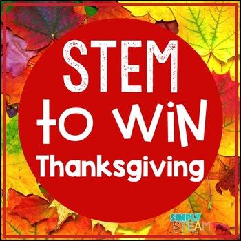 Thanksgiving STEM Challenge