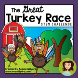 Thanksgiving STEM Challenge: The Great Turkey Race - SMART Board  - Grades 3-5