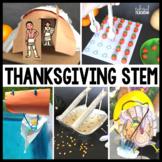 Thanksgiving STEM Challenges: 5-in-1 Bundle