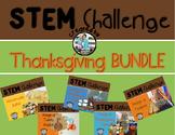 Thanksgiving STEM Engineering Challenge Bundle