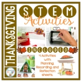 Thanksgiving STEM Activities | November STEM Activities