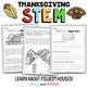 Thanksgiving STEM/STEAM Activity: Build a Pilgrim House- NGSS Aligned