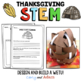 Thanksgiving STEM/STEAM Activity: Build a Wetu- NGSS Aligned