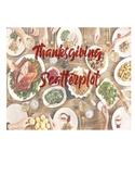 Thanksgiving Scatter Plot