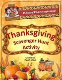 Thanksgiving Activity - 2