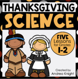 Thanksgiving Science Lessons (5 Investigations for November)