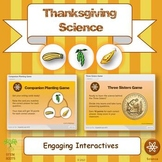 Thanksgiving Science and Engineering STEM/STEAM Unit Plans