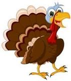 Thanksgiving Sensory Writing