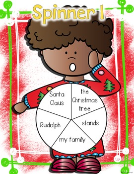 Making Complete Sentences Christmas Style