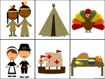 Thanksgiving Sentences FREEBIE