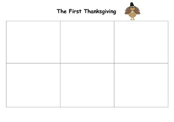 Thanksgiving Sequencing Activity