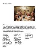 Thanksgiving Shenanigans - Geometry Group Problem Solving