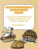 Thanksgiving Shopping Spree: Adding, Subtracting, and Multiplying Decimals