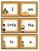 Thanksgiving Sight Word Match