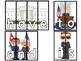 Presidents' Day Sight Word Puzzles