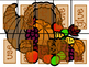 Thanksgiving Silent E Rhyming Puzzles