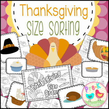 Thanksgiving Size Sorting
