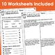 Thanksgiving Math and ELA Worksheets