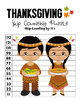 Thanksgiving Skip Counting Puzzles - Numbers 2 to 12