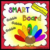 SMARTboard Thanksgiving Turkey Time Fun