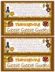 Thanksgiving Snack Mix {Gobble Gobble Goodies} {Fun Poem}