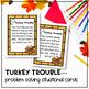 Thanksgiving Social Skills Task Cards