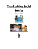 Thanksgiving Social Stories