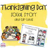 Thanksgiving Social Story (Adapted Books)
