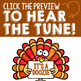 Thanksgiving Song + Verb Activities