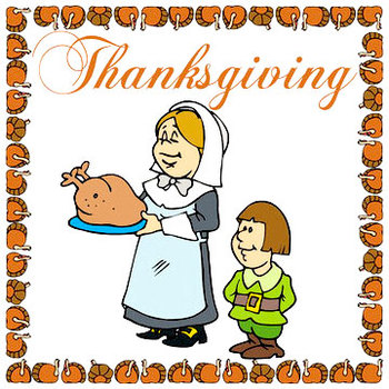 Celebrate Thanksgiving - MP3 Song w/ Lyrics and Activity