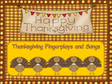 Thanksgiving Songs and Fingerplays for Young Children