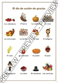 Thanksgiving (Spanish unit) / Dia de accion de gracias - J