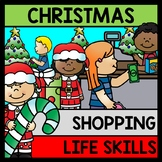 Christmas - Special Education - Shopping - Budget - Life Skills - Money - Math
