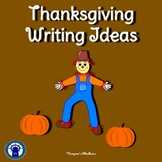Thanksgiving Stationery/Writing Ideas