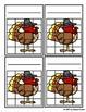 Thanksgiving Sticker Charts {5 Thanksgiving styles}