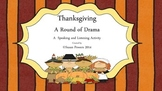 Thanksgiving Story IB PYP Drama Circle Literacy Activity